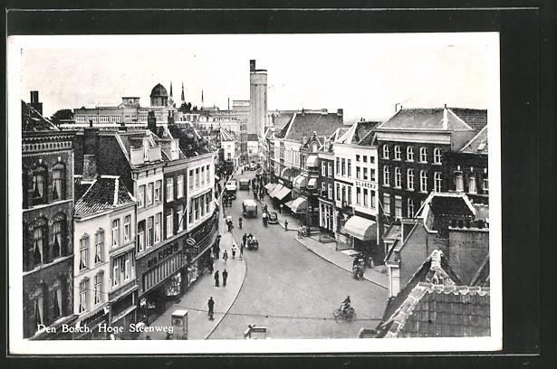 AK Den Bosch, Hoge Steenweg
