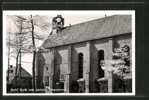AK Diepenveen, Herv. Kerk met pastorie