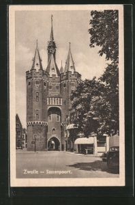 AK Zwolle, Sassenpoort
