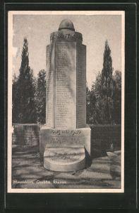 AK Rhenen, Mausoleum Grebbe