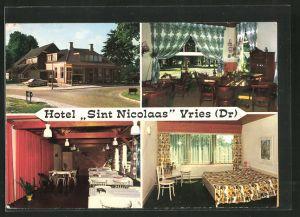 AK Vries, Bonds Hotel-Café-Restaurant