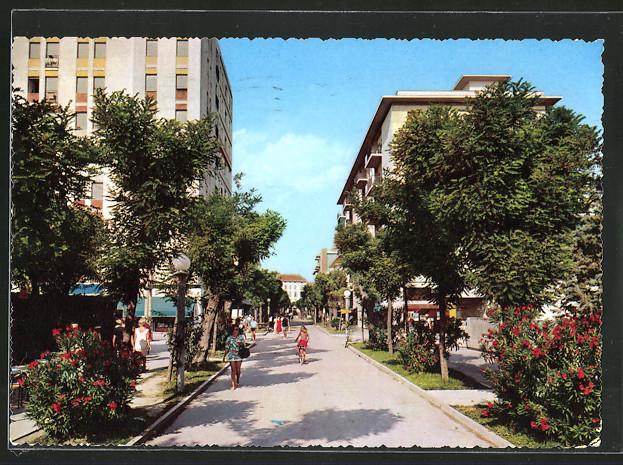 AK Grado, Viale Dante Alighieri, Dante Alighieri Avenue