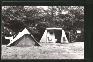 AK Lunteren, De Wildwal Kampeerterrein, Campingplatz