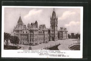 AK Ottawa, Dominion Parliament Buildings