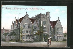 AK Chicago, IL, Ryerson, Physical Laboratory