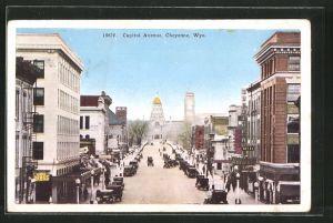 AK Cheyenne, WY, Capitol Avenue