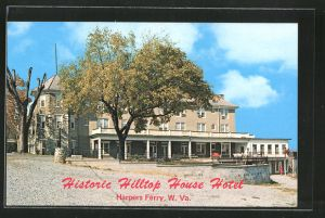 AK Harpers Ferry, WV, Historic Hilltop House Hotel