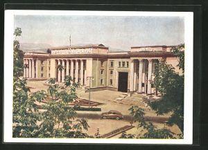 AK Stalinabad, Regierungsgebäude