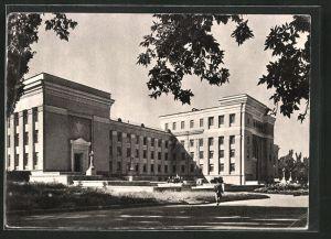 AK Alma-Ata, Building of the Academy of Sciences