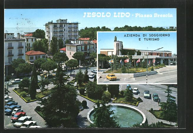 Ak jesolo lido piazza brescia azienda di soggiorno e for Azienda soggiorno e turismo termoli