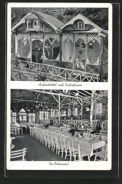 6552 bad m nster m rchenhain hexenhaus 1938 nr 267386299 oldthing ansichtskarten. Black Bedroom Furniture Sets. Home Design Ideas