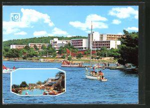 AK Porec, Zelna laguna, Hotel