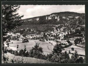 AK Muggendorf, Totale des Ortes