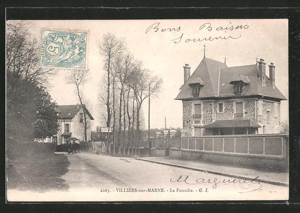 AK Villiers-sur-Marne, La Fourche