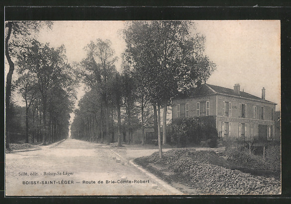 AK Boissy-Saint-Léger, Route de Brie-Comte-Robert
