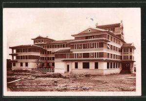 AK Paris, Cité universitaire, maison des etudiants de l'Indo-Chine