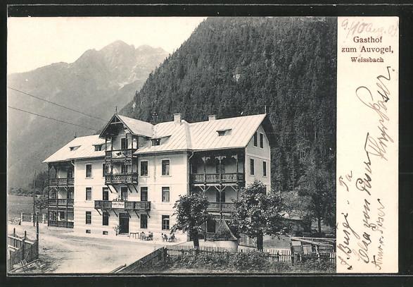 AK Weissbach, Gasthaus