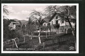 AK Bad Gleichenberg, Schweizerei mit Umgebung