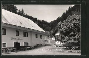 AK Johnsbach, Gasthof zum Donner