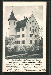 AK Baden, Schlösschen Bellikon
