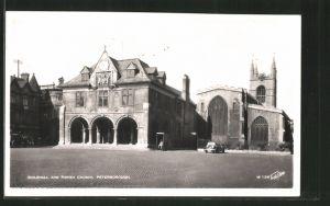 AK Peterborough, Guildhall and Parish Church