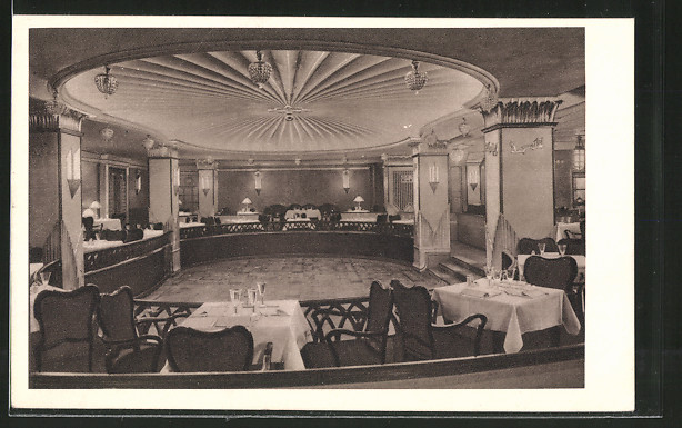 AK München, Hotel Regina Palast, Regina Bar