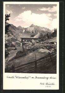AK Brandberg-Kolm, Gasthaus Wiesenhof