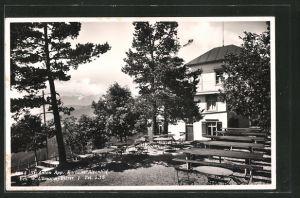 AK St. Anton, Kurhaus Alpenhof v. W. Ullmann-Birrer