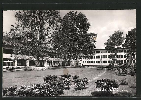 AK Basel, Kollegiengebäude der Universität