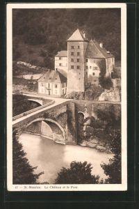 AK St. Maurice, Le Chateau et le Pont