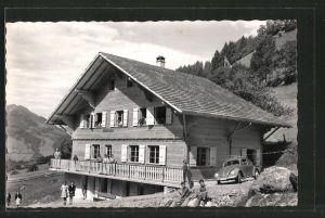 AK Jaun, Ferienheim châlet de vacances