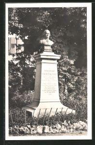 AK Couvet, Monument Ferdinand Berthoud