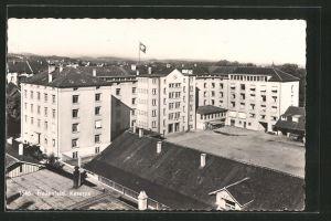 AK Frauenfeld, Blick auf die Kaserne