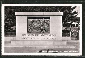 AK Airolo, Monumento