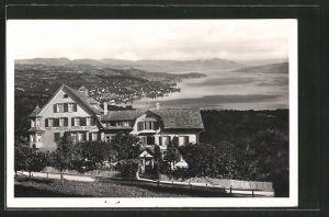 AK Feusisberg, Hotel & Pension zur frohen Aussicht