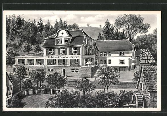 AK Heigenbrücken, Hotel & Pension \