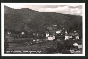 AK Bad Gleichenberg, Genesungsheim Styria