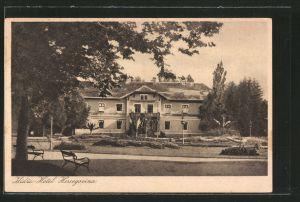 AK Ilidze, Hotel Hercegovina