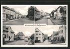 AK Mariendorf, Strassenpartien mit Wohnh�usern