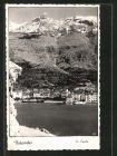 AK Makarska, Blick zum Hafen