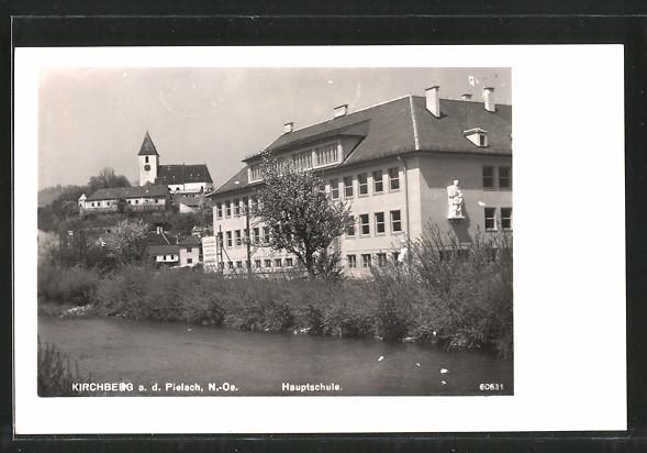 AK Kirchberg a.d. Pielach, Hauptschule