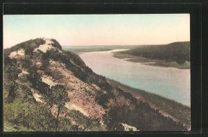 AK Austin, TX, Mt. Bonnell from Scenic Drive
