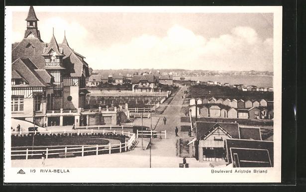 AK Riva-Bella, boulevard Aristide Briand