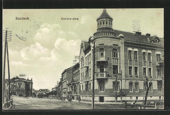 AK Szolnok, Gorove-utca