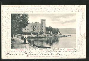 AK Abbazia, Villa Neptun