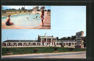 AK Summerton, SC, Lake Marion Inn Hotel, U.S. Route 301