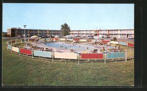 AK Springfield, MS, Holiday Inn Hotel, Interstate 44