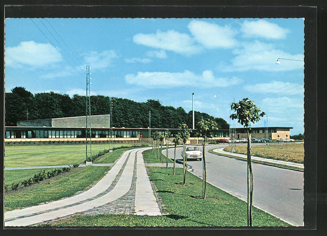 AK Hobro, Gymnasiet, The grammar school, Gymnasium