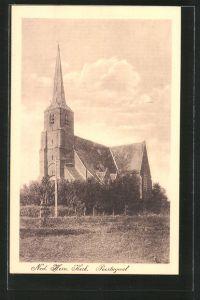 AK Poortugaal, Ned. Kerk