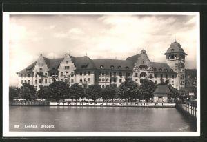 AK Lochau, Strand-Palast-Hotel